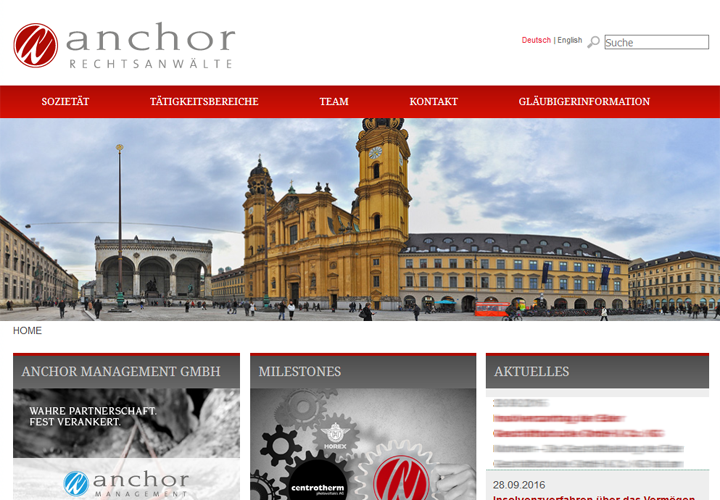 anchor Rechtsanwälte